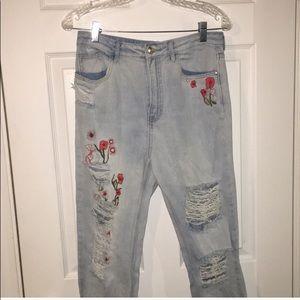🌿3/$20🌿 Forever 21 Mom Jeans